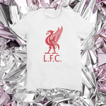 Liverpool Red&White T-Shirt