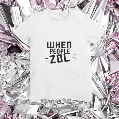 When people Zol T-Shirt